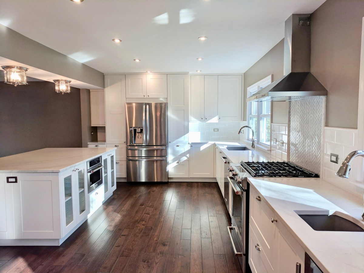 Ikea Kitchen Contractor Remodel Maryland